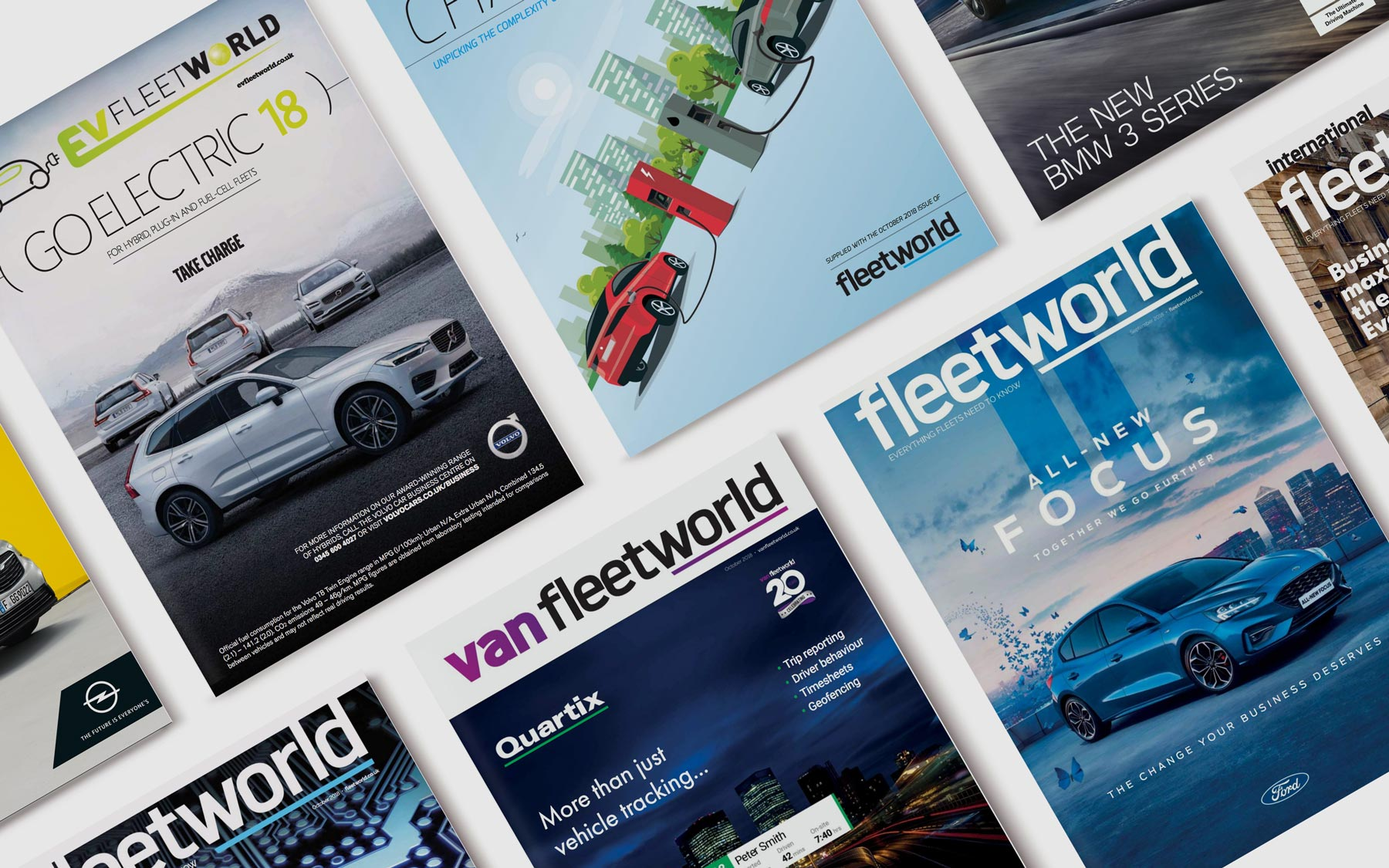 Fleet World Group Media
